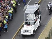 Jeep Wrangler ahora también es Papamóvil