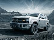 El nuevo Ford Bronco podría verse así