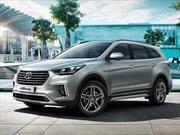 Hyundai Grand Santa Fe V6 se lanza en Argentina