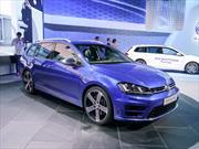 Volkswagen Golf R Variant con 296 hp y espacio para toda la familia