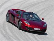 McLaren MP4-12C Spider 2013 se presenta