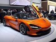 McLaren 720S, poder y mucha aerodinámica
