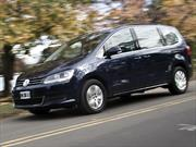 Prueba VW Sharan 1.4 TFSi BlueMotion