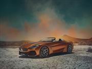 BMW Z4 Concept, la reinvención de un roadster