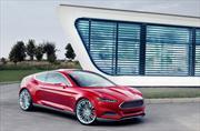 Ford EVOS Concept: Máquina del tiempo