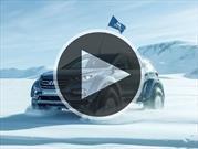 Video: Una Hyundai Santa Fe cruza la antártida