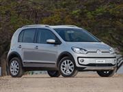 El nuevo Volkswagen Cross up! se lanza en Argentina