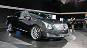 Cadillac XTS 2013 debuta en el Sal&#243;n de Los Angeles