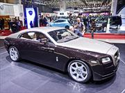 Rolls-Royce Wraith, el m&#225;s potente hasta ahora