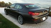 Manejamos el BMW Serie 6 Gran Coupé 2012 en California.