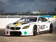 BMW M6 GTLM es el auto #19 del la colección de BMW Art Cars