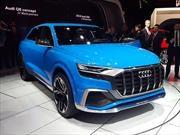 Audi Q8 Concept, la línea se pone deportiva