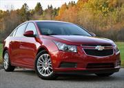 A revisión casi 500,000 Chevrolet Cruze