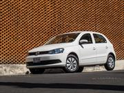 Volkswagen Nuevo Gol 2013 a prueba