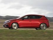 SEAT León Cupra 2017 llega a México en $472,600 pesos