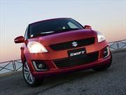 Suzuki Swift gana sistema multimedia en versiones GLX y Sport