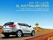 """Kia Chile regala pasajes a la 101ª edición del """"Australian Open""""."""