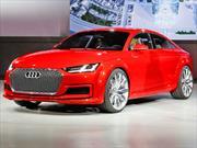 Audi TT Sportback Concept: El TT de cinco puertas