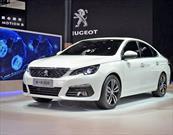 Peugeot 308 Sedán: Desarrollado para el mercado chino
