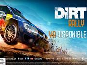 DiRT Rally estrena contenido y ahora está disponible para consola y PC