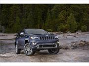 Jeep Grand Cherokee 2014 se renueva
