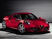 Alfa Romeo presenta el 4C