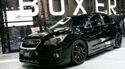 Subaru Impreza G4 STI Concept: 100% actitud