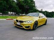 BMW M4 coupé 2015 a prueba