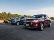 Comparativa: Chevrolet Trax vs Ford Ecosport vs Renault Duster