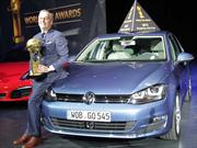 Volkswagen Golf VII es nombrado Auto Mundial 2013