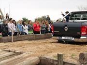 Volkswagen realizó el primer Experto Amarok Especial Mujeres