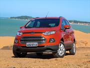 Ford EcoSport, ya la manejamos en Brasil