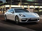 Porsche Panamera Turbo S E-Hybrid 2018, mucho más eficiente