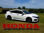 El nuevo Honda Civic se presenta en Argentina y ya lo manejamos