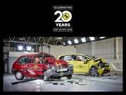 Así ha avanzado la seguridad de acuerdo con Euro NCAP