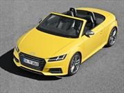 Audi TTS, elegante y potente roadster