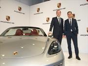 Porsche incrementó 25% sus ingresos en 2015