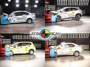 Honda y Volkswagen: 5 estrellas en las nuevas pruebas de Latin NCAP