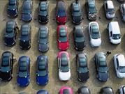 Récord en el mayor desfile de autos eléctricos