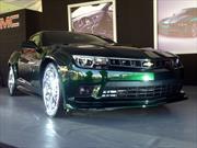 Chevrolet Camaro Special Edition 2015 llega a México en $619,900 pesos