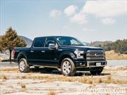 Ford Lobo 2015 a prueba