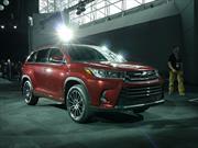 Toyota Highlander 2017, se actualiza y gana potencia