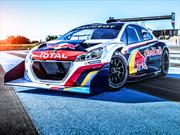 Peugeot 208 se prepara en Mont Ventoux 