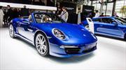 Porsche 911 Carrera 4 debuta en el Salón del Automóvil París