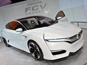 Honda FCV Concept, renovado y con mejor tecnología