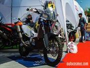 Husqvarna 450 Rally, todo sobre la moto de Pablo Quintanilla