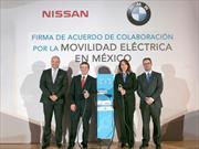 BMW y Nissan unidos para promover los autos eléctricos en México
