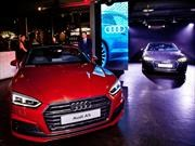 La segunda generación del Audi A5 ya está en Chile
