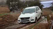 Mercedes-Benz ML 2012: Lanzamiento oficial en Chile