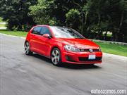 Volkswagen Golf GTI 2015 a prueba